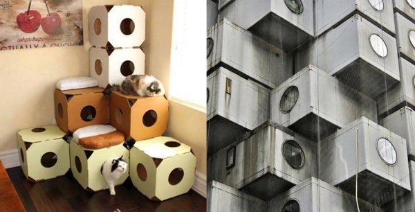kisho kurokawa capsule tower